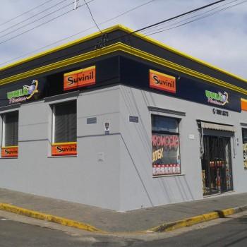 Loja União Tintas - Espírito Santo do Pinhal / SP.